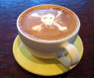 coffee-skull