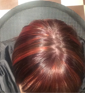 Red & Violet? Why yes, please!
